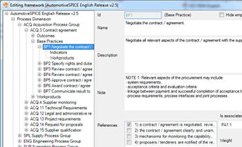 Editing an Assessment Model